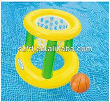 Inflatable Basketball Game Set
