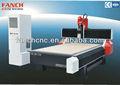 Cnc holz graviermaschine möbel/3 achsenindustrie staubdicht system/shanghai controller ncstudio/step drive system