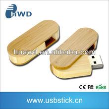wooden box usb flash drive flash memory