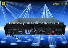 Amplificador HF amplificador de altavoz, Rf módulo amplificador de potencia FP14000