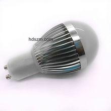 3-4W GU10/E27 12V DC Solar Bulb