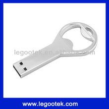 promotion item usb flash drive bottle opener