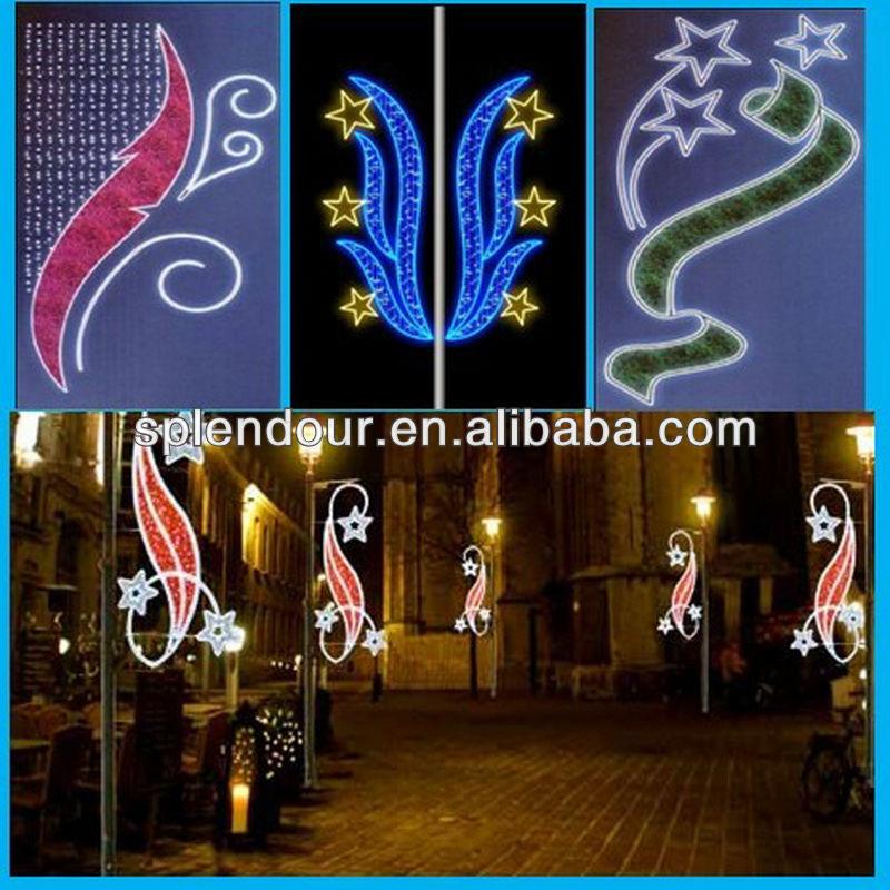 LED street decoration light/ LED street motif light/Street motifs