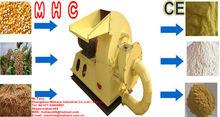 Largest Capacity Corn crushing machine with CE