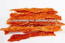 Natural Dog Food Dry Chicken Strip