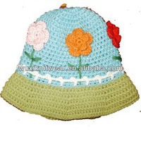 High Quality Acrylic Knitted Cartoon Hat
