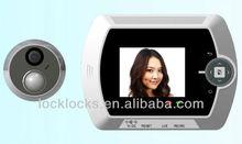 Electronic peep hole Screen&Digital Door viewer WDV-1008