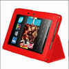 Leather Case for Tablet PC,Top-quality Colorful PU Case with Hand Strap for Kindle Fire 2, Various Colors are Available