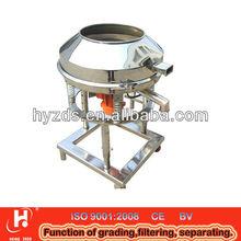 special designed rotary screen filter for glaze liquid