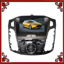 8 inches HD Digital car entertainmentfor Ford Focus 2012
