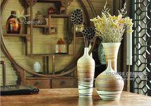 Home Decor for Jingdezhen Ceramic Flower Vase Set