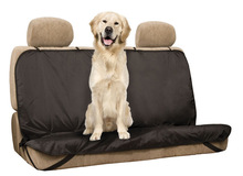 Guardian Gear Black Classic Rear Dog CAR SEAT COVER Hammock ~NEW