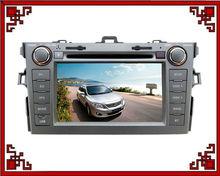 wince 6.0,3G,600MHZ toyota corolla 2012 2 din car dvd player