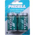 Nueva invención 2013 de la batería seca 4 unids por paquete de la tarjeta
