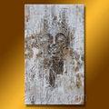 Figuras clássicas da lona da pintura a óleo( sgs& bv)