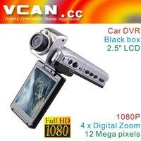Telescope video recorder camera VCAN0426-212 1080P 2.5 lcd full HD car black box dvr Camera