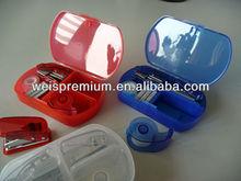 very useful promotio nmini office stationery set