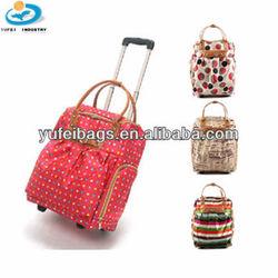 Girls Trolley Travel Bag