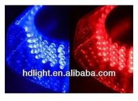 Tuning 240 LED Blue & Red Emergency Hazard Warning LED Mini bar Strobe Light w/ Magnetic Base