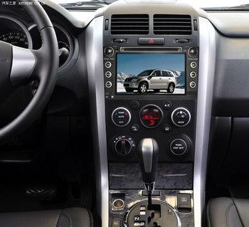 Touch Screen Car DVD Radio GPS navigation systems for Suzuki Grand Vitara Hot selling