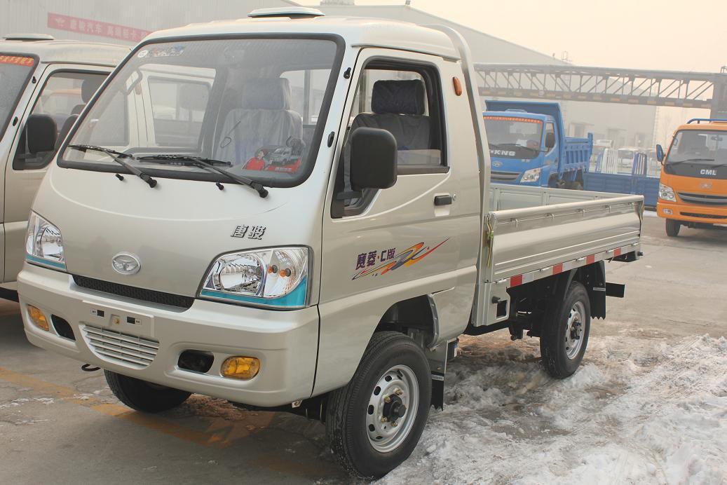 4X2 0.5 ton T-KING electric mini cargo truck