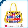 clear pvc ladies tote bags clear pvc fashion tote bag