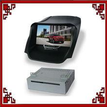 Car interior sat-nav entertainment electronic monitor for Ford ecosport 2012