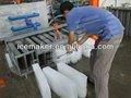Industrial e uso comercial bloco de gelo de plantas