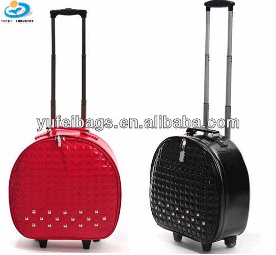 Fashion Ladies Trolley Duffel Bag