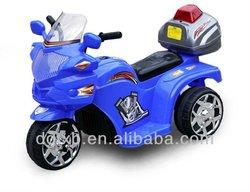 6v Astro- Police three wheel motorcycle trike,bike motorcycle car