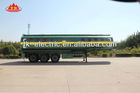 3 Axles 40 tons Oil/Fuel Tanker Semi Trailer for Sale
