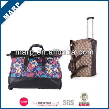 Duffel Bag with Trolley