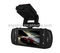 Full HD Car DVR Camera 1080P, Ambarella Solution, 30FPS, Night Vision with G-sensor, GPS