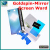 2013 New UV PC Packaging,Mobile Phone Mirror Screen Protector