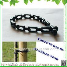 Plastic garden tree tie