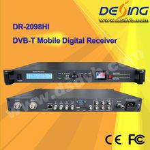 mobile digital tv receiver