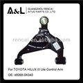 Auto peças de suspensão Auto braço de controle para TOYOTA HILUX III Ute eixo dianteiro, Direito, Braço de controle inferior OE : 48068-0K040