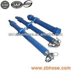 Cylinders Electro-hydraulic servo rod hydraulic cylinder
