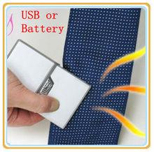 Creative Card Shape Pocket USB Mini Traval Iron