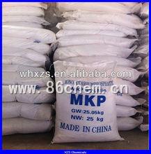 monopotassium phosphate Tech. Grade Monopotassium Phosphate (MKP) 7778-77-0 Water flush fertilizer