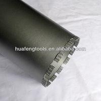 Laser Weld Hilti Type Diamond Core Drill Bit