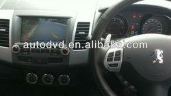 Yessun Peugoet 4008 Car DVD/GPS navigation with RDS/3G /ISDB-T (DVB-T)