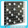 acrylic golf ball display case large plexiglass display cabinet for golf ball wholesale display case