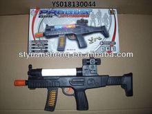 Bateria operado crianças armas de brinquedo de plástico para venda