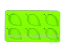 lemon silicone ice cube tray