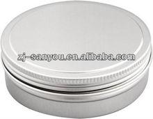 250ml aluminum jar/container