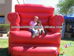 Giant Inflatable Sofa Model,Sofa Replica