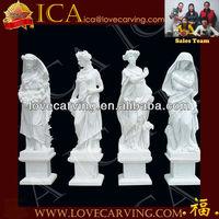 Garden figure Statue,Stone Statue, Marble Statue RF0006