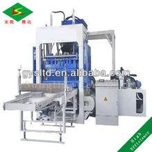 Model QTJ4-15 Hydraulic pressure!! HOT SALE !!! Low investment and high profit !! clay block making machine