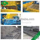 Model QTJ4-15 Hydraulic pressure!! HOT SALE !!! Lightweight foam concrete block making machine